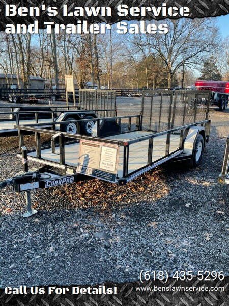 2021 Corn Pro UT-14LS for sale at Ben's Lawn Service and Trailer Sales in Benton IL