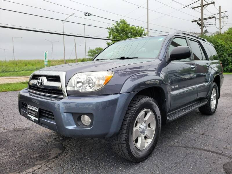 2007 Toyota 4Runner for sale at Luxury Imports Auto Sales and Service in Rolling Meadows IL