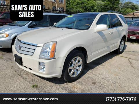 2007 Cadillac SRX for sale at SAM'S AUTO SALES in Chicago IL