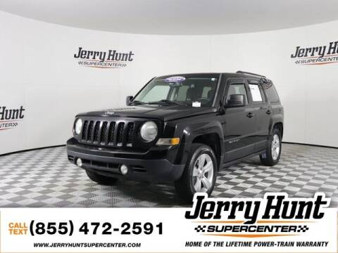 2014 Jeep Patriot for sale at Jerry Hunt Supercenter in Lexington NC