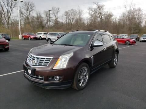 2015 Cadillac SRX for sale at White's Honda Toyota of Lima in Lima OH