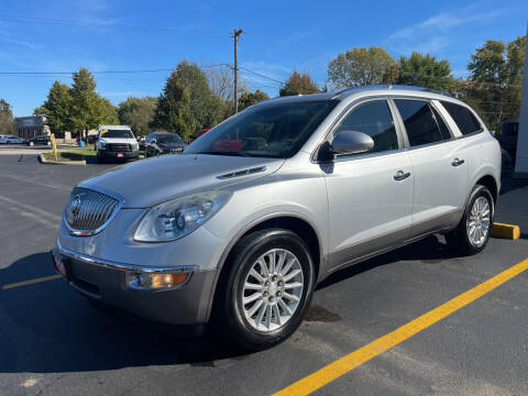 2010 Buick Enclave for sale at Ayala Auto Sales in Aurora IL