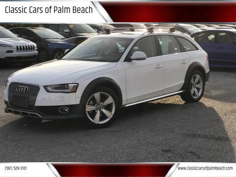 2013 Audi Allroad for sale at Classic Cars of Palm Beach in Jupiter FL