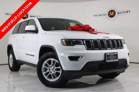 2019 Jeep Grand Cherokee for sale at INDY'S UNLIMITED MOTORS - UNLIMITED MOTORS in Westfield IN