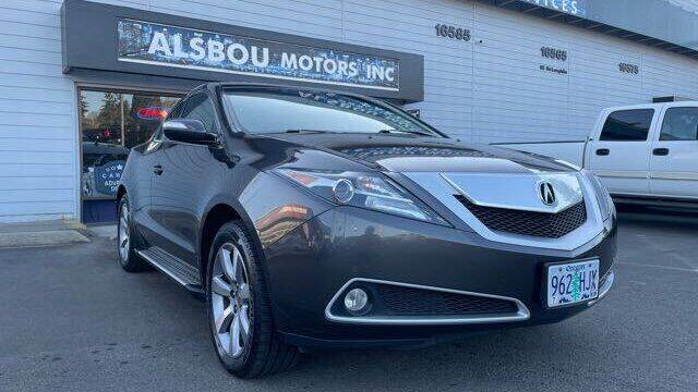 2010 Acura ZDX for sale in Milwaukie, OR
