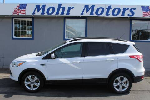 2014 Ford Escape for sale at Mohr Motors in Salem OR