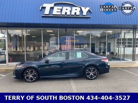 2020 Toyota Camry for sale at Terry of South Boston in South Boston VA