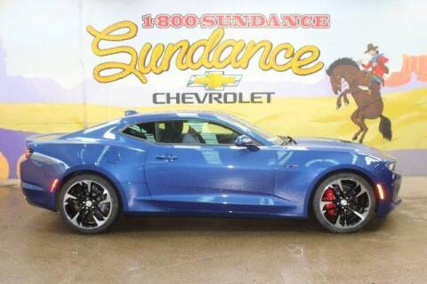 2022 Chevrolet Camaro for sale at Sundance Chevrolet in Grand Ledge MI