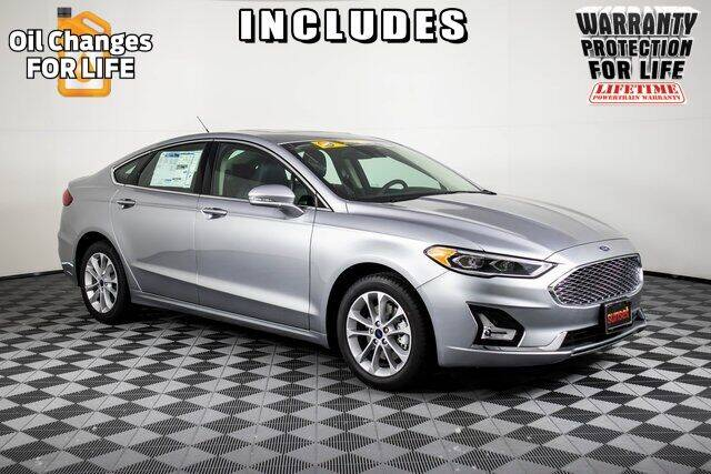 2020 Ford Fusion Energi for sale in Sumner, WA