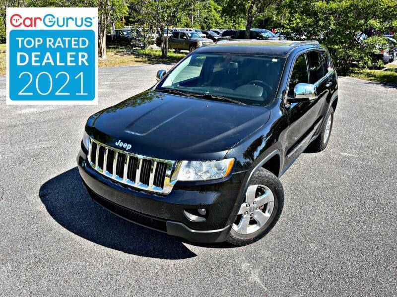2013 Jeep Grand Cherokee for sale at Brothers Auto Sales of Conway in Conway SC