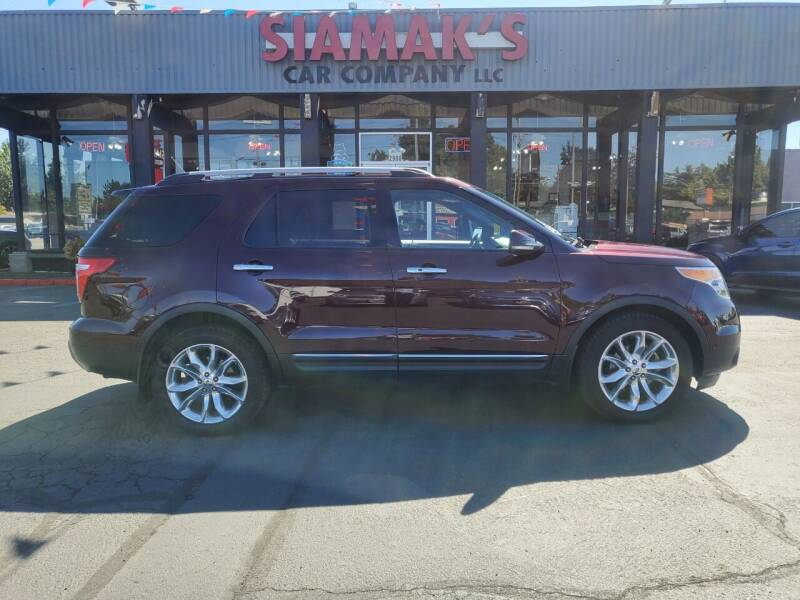 2011 Ford Explorer for sale at Siamak's Car Company llc in Salem OR