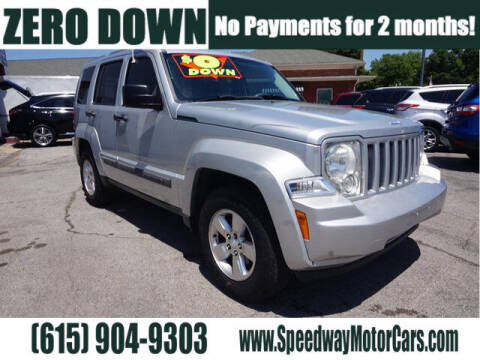 2012 Jeep Liberty for sale at Speedway Motors in Murfreesboro TN