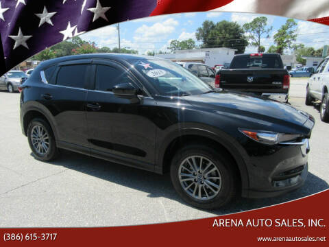 2018 Mazda CX-5 for sale at ARENA AUTO SALES,  INC. in Holly Hill FL