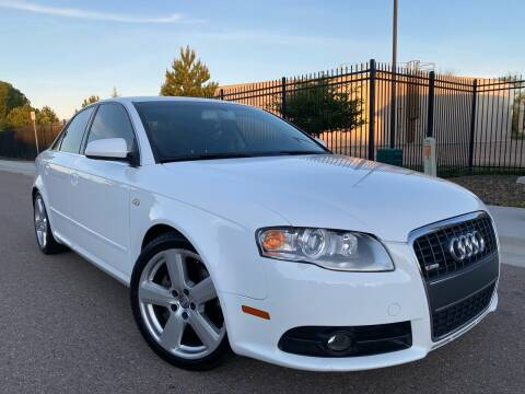 2008 Audi A4 for sale at TDI AUTO SALES in Boise ID