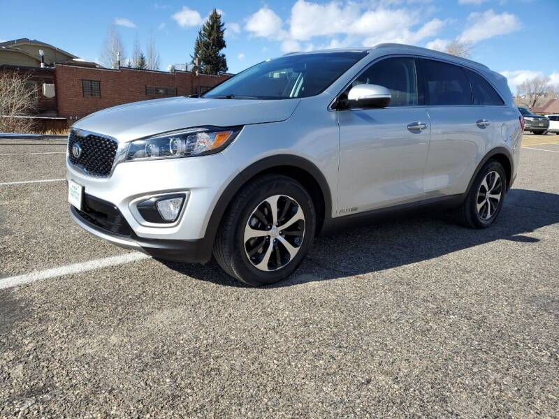2018 Kia Sorento for sale at HIGH COUNTRY MOTORS in Granby CO
