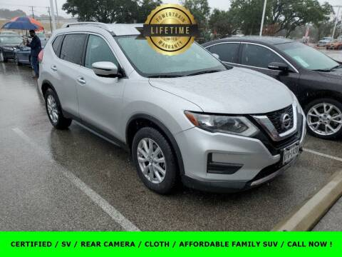 2017 Nissan Rogue for sale at Nissan of Boerne in Boerne TX