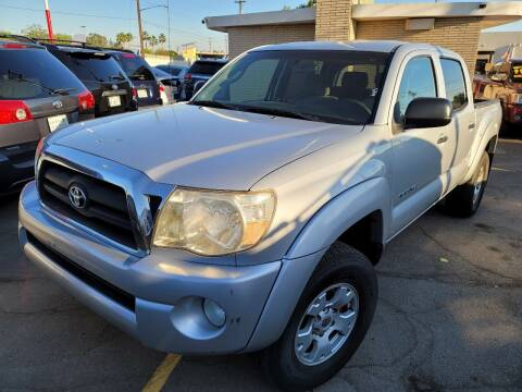 2007 Toyota Tacoma for sale at ZOOM CARS LLC in Sylmar CA