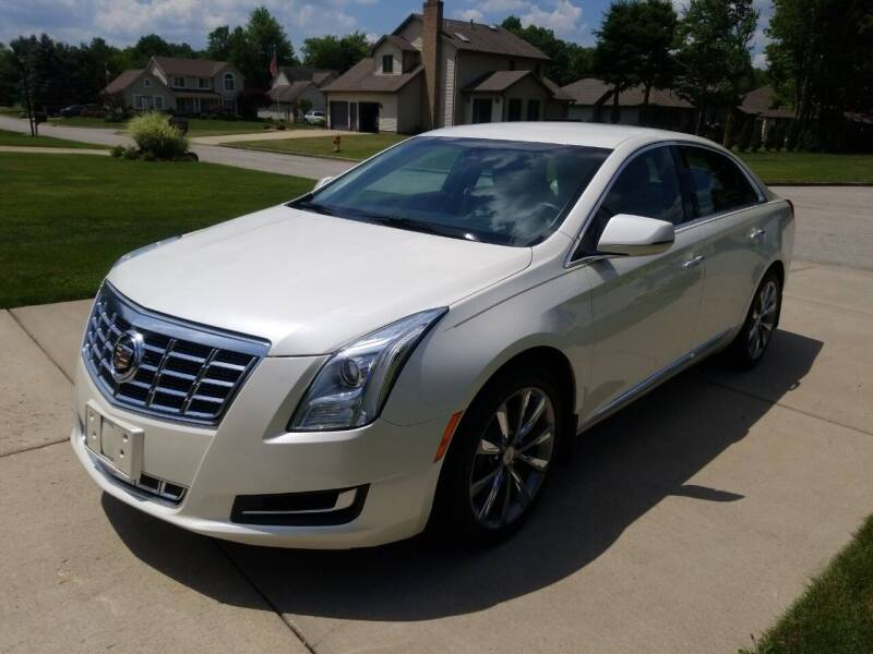 2013 Cadillac XTS for sale at Country Auto Sales in Boardman OH