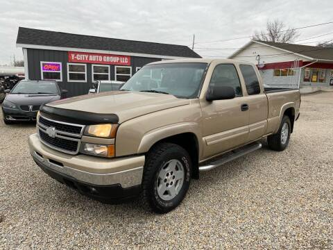 2006 Chevrolet Silverado 1500 for sale at Y City Auto Group in Zanesville OH