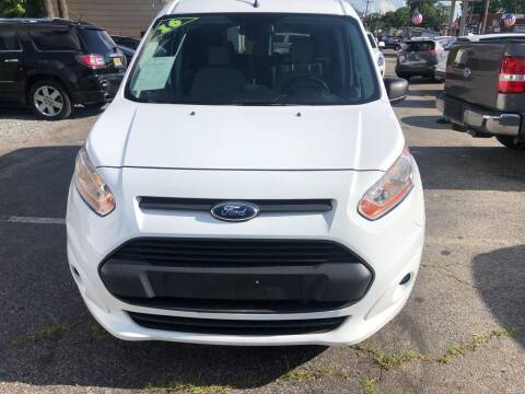 2016 Ford Transit Connect Wagon for sale at SuperBuy Auto Sales Inc in Avenel NJ