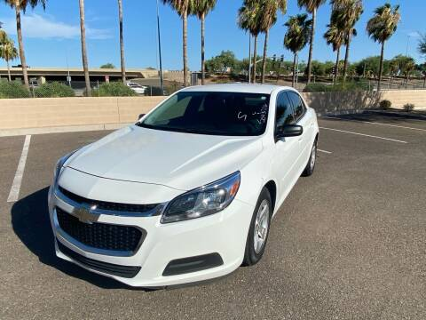 2016 Chevrolet Malibu Limited for sale at 1 Stop Harleys in Peoria AZ
