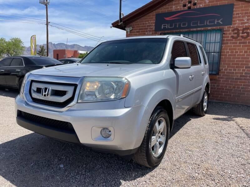 2011 Honda Pilot for sale at Auto Click in Tucson AZ