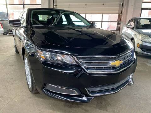 2017 Chevrolet Impala for sale at John Warne Motors in Canonsburg PA