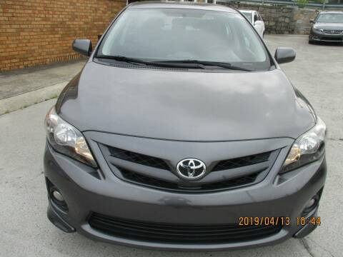 2013 Toyota Corolla for sale at Atlantic Motors in Chamblee GA