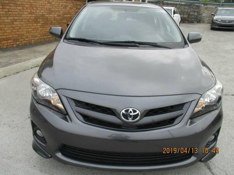 2013 Toyota Corolla for sale at Atlantic Motors in Chamblee GA
