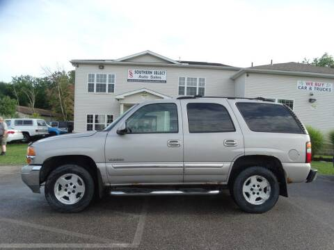 2004 GMC Yukon for sale at SOUTHERN SELECT AUTO SALES in Medina OH