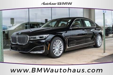 2021 BMW 7 Series for sale at Autohaus Group of St. Louis MO - 3015 South Hanley Road Lot in Saint Louis MO
