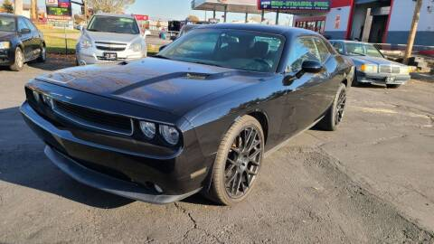 2012 Dodge Challenger for sale at Silverline Auto Boise in Meridian ID