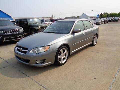 2008 Subaru Legacy for sale at America Auto Inc in South Sioux City NE