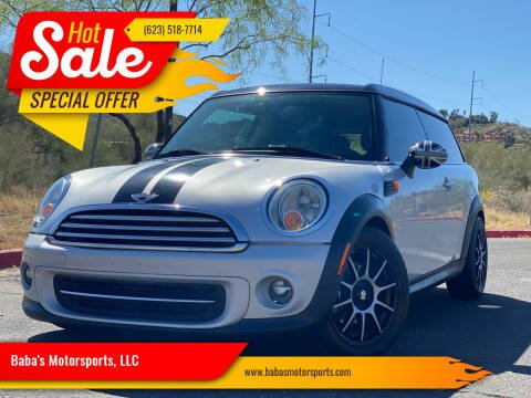 2014 MINI Clubman for sale at Baba's Motorsports, LLC in Phoenix AZ