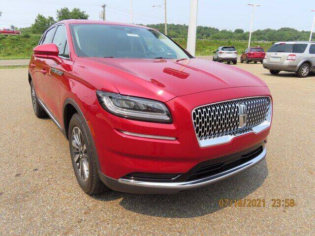 2021 Lincoln Nautilus for sale in Dover, OH