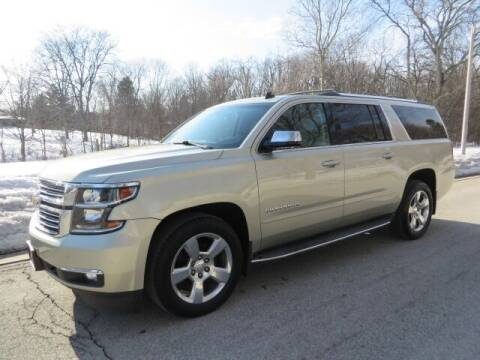 2015 Chevrolet Suburban for sale at EZ Motorcars in West Allis WI