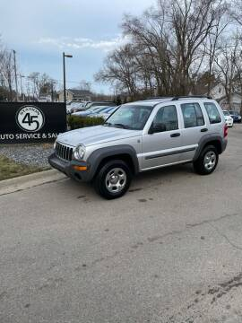 2004 Jeep Liberty for sale at Station 45 Auto Sales Inc in Allendale MI