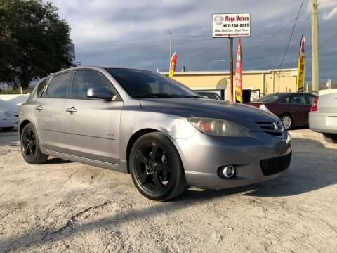 2005 Mazda MAZDA3 for sale at Mego Motors in Orlando FL