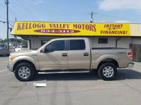 2011 Ford F-150 for sale at Kellogg Valley Motors in Gravel Ridge AR
