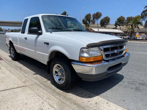 1999 Ford Ranger for sale at Beyer Enterprise in San Ysidro CA