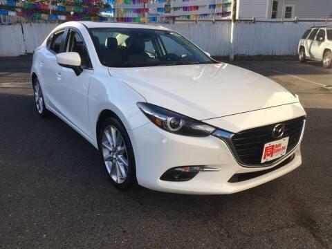 2017 Mazda MAZDA3 for sale at B & M Auto Sales INC in Elizabeth NJ