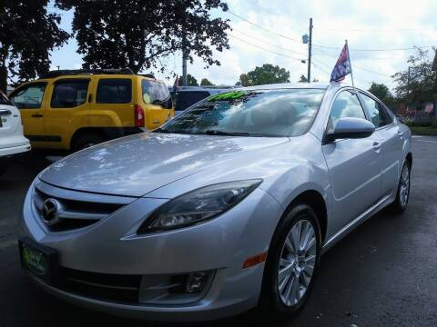 2010 Mazda MAZDA6 for sale at Oak Hill Auto Sales of Wooster, LLC in Wooster OH