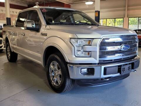 2015 Ford F-150 for sale at AW Auto & Truck Wholesalers  Inc. in Hasbrouck Heights NJ