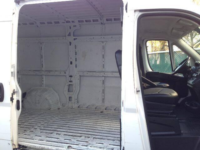 2017 RAM ProMaster Cargo 1500 136 WB 3dr High Roof Cargo Van - Avenel NJ