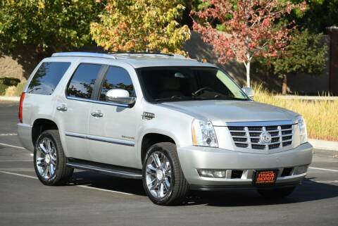 2010 Cadillac Escalade for sale at Sac Truck Depot in Sacramento CA