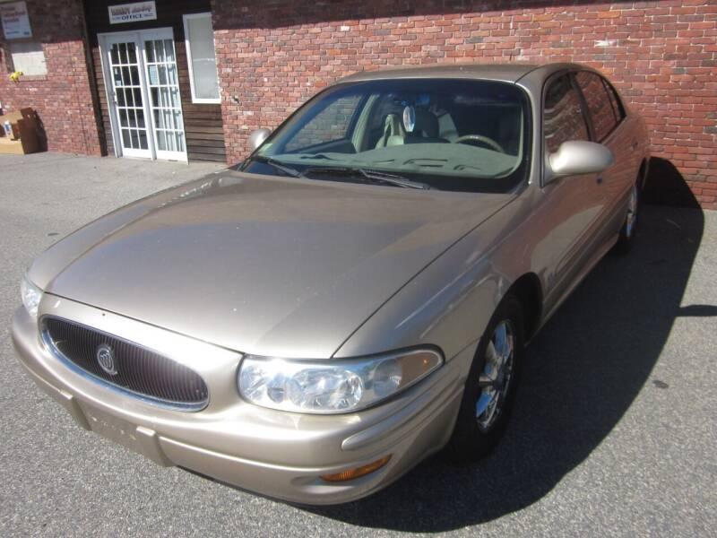 2005 Buick LeSabre for sale at Tewksbury Used Cars in Tewksbury MA