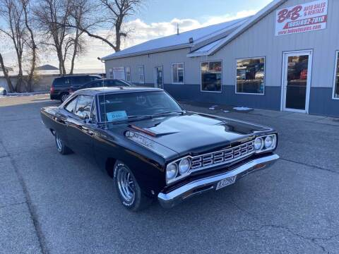 1968 Plymouth Roadrunner Clone for sale at B & B Auto Sales in Brookings SD