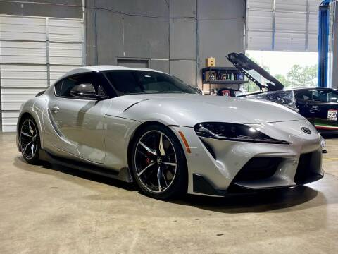 2021 Toyota GR Supra for sale at EA Motorgroup in Austin TX