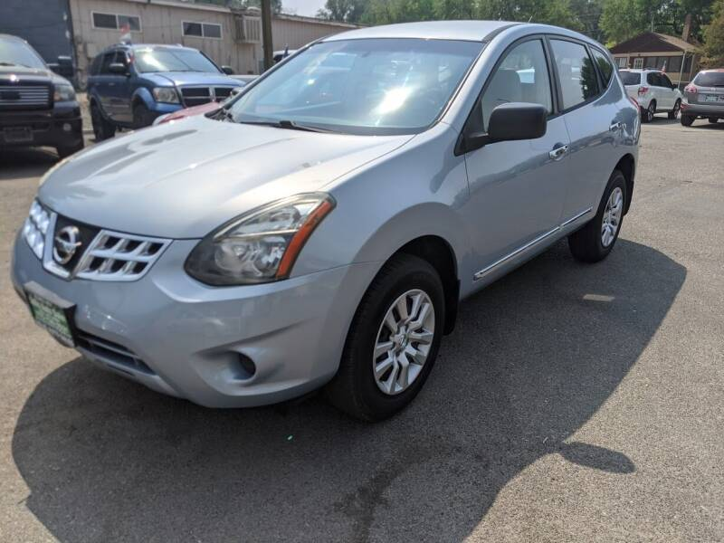 2014 Nissan Rogue Select for sale at SOLIS AUTO SALES INC in Elko NV