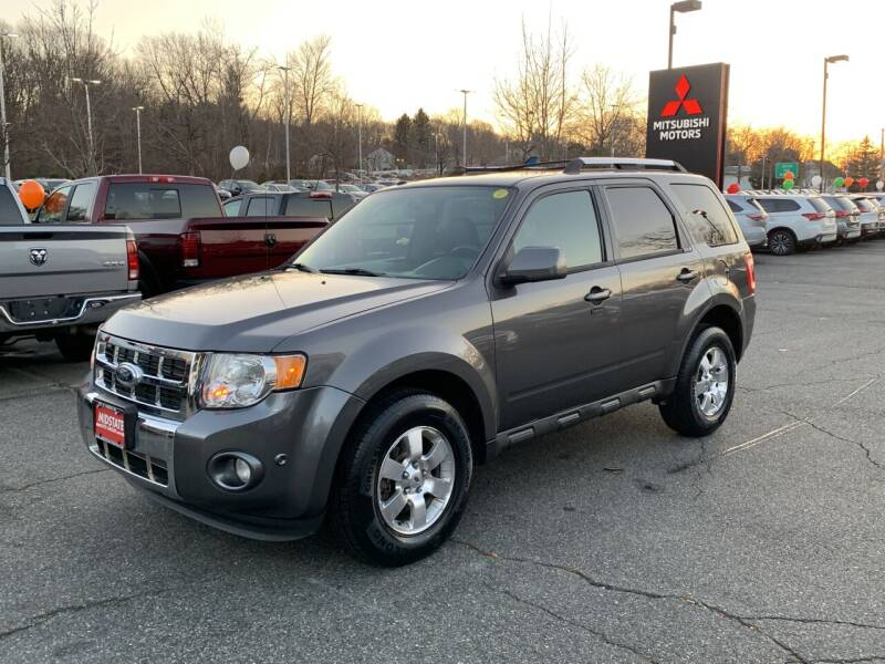 2012 Ford Escape for sale at Midstate Auto Group in Auburn MA